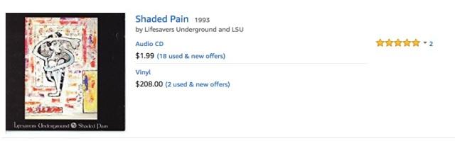 shaded pain
